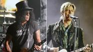 "<span style=""font-size: small;"">Rock and Roll Hall of Fame guitarist Slash has often talked about his mom's brief relationship with fellow Rock and Roll Hall of Famer David Bowie, but perhaps never in such detail. Speaking with Australia's Triple M Radio, Slash recalled he once ""caught them naked"" when he was just eight years old. Slash said, ""They had a lot of stuff going on, but my perspective at eight was limited. Looking back on it I knew exactly what was going on.""</span>"