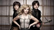 The Band Perry feels at home at the fair