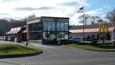 Petoskey's McDonald's restaurant, shown here in 2011, is scheduled to close next week for reconstruction of its building.