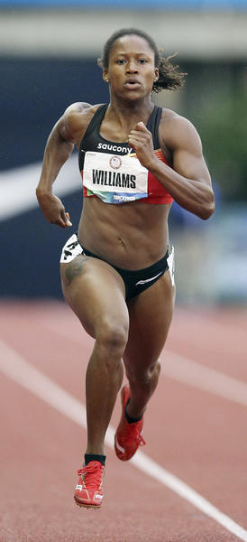 """When trying to become an Olympian you have to be dedicated to the cause and seeing the project through to the end. This is the same with volunteering; sometimes it is hard to see the finish line or to know whether a difference is being made. But by consistently investing in the project, you are ensuring that the end result will be positively affected,"" said Lauryn Williams who earned a silver medal in Track and Field 100m at the 2004 Summer Olympics in Athen."