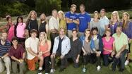 'The Amazing Race 21' cast pictures