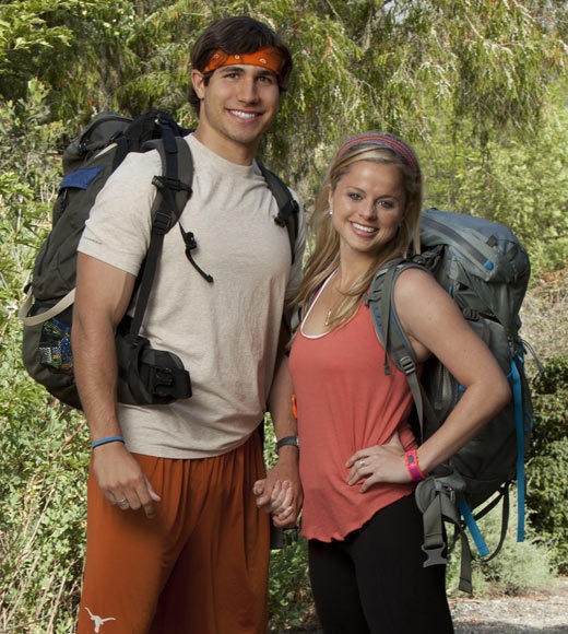'The Amazing Race 21' cast pictures: Name: Trey Wier Age: 23 Hometown: Austin, Texas Current occupation: Land Consultant/Former College Athlete  Name: Alexis �Lexi� Beerman Age: 22 Hometown: Dripping Springs, Texas Current occupation: Clothing Designer Connection: Dating