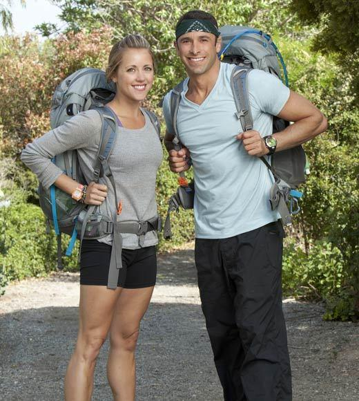 'The Amazing Race 21' cast pictures: Name: Abbie Ginsberg Age: 31 Hometown: Encinitas, Calif. Current occupation: Dance Instructor/Choreographer   Name: Ryan Danz Age: 35 Hometown: San Diego, Calif. Current occupation: Financial Service Company Owner Connection: Dating Divorcees