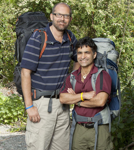 'The Amazing Race 21' cast pictures: Name: Gary Wojnar Age: 52 Hometown: Livonia, Mich. Current occupation: Substitute Teacher   Name: Will Chiola Age: 53 Hometown: Dearborn Heights, Mich. Current occupation: Substitute Teacher Connection: Best Friends/Substitute Teachers