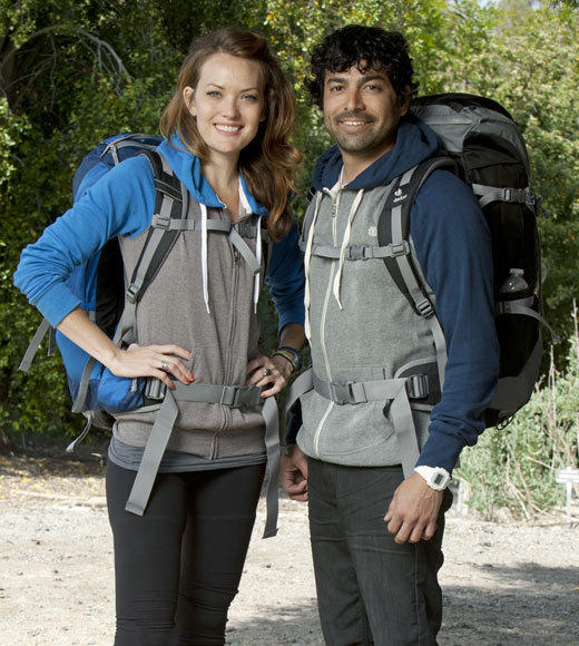 'The Amazing Race 21' cast pictures: Name: Amy Purdy  Age: 32 Hometown: Summit County, Colo. Current occupation: Motivational Speaker/Snowboarder (Amy is a double amputee)  Name: Daniel Gale Age: 36 Hometown: Summit County, Colo. Current occupation: Executive Director Connection: Dating On and Off