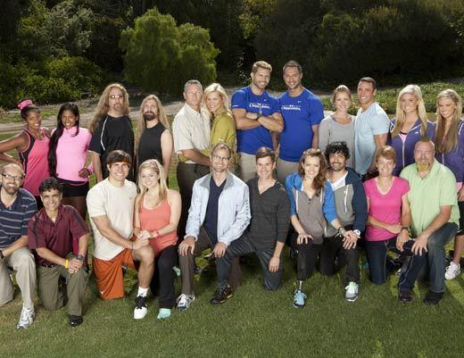'The Amazing Race 21' cast pictures: The cast