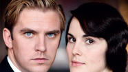 Dan Stevens and Michelle Dockery