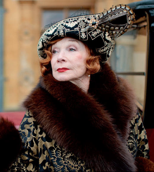 'Downton Abbey' Season 3 photos: Shirley MacLaine
