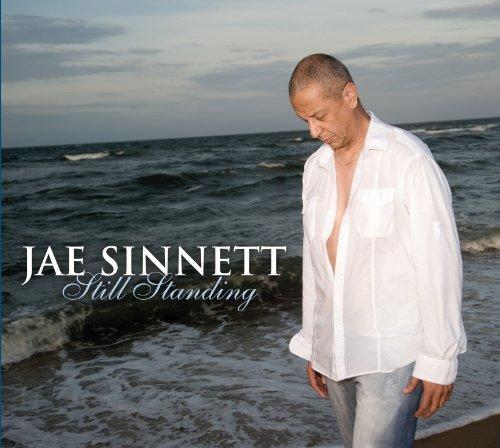 """Still Standing"" is Jae Sinnett's 11th jazz album."