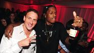 Ryan Lochte was in high demand Tuesday at Venue One in the West Loop, just like he has been pretty much every day since the Olympics ended earlier this month.