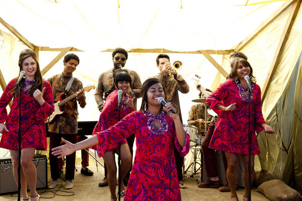 Part musical and part comedy, Australian director Wayne Blair's movie follows the four members of an Aboriginal singing group who travel from obscurity to fame, with a stop at the Vietnam War along the way. The movie stars indigenous singer Jessica Mauboy.