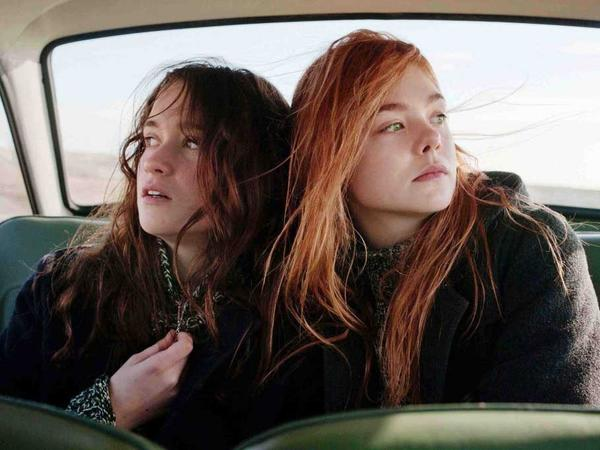 "Directed and written by Sally Potter (""Orlando""), the coming-of-age story stars Elle Fanning and newcomer Alice Englert (the daughter of director Jane Campion) in a love story set against the Cuban Missile Crisis."