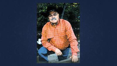 """The """"Singing Cowboy"""" Dusty Aleman"""