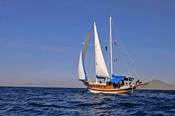 Exploring Greece's outer isles by Turkish gulet gives you the freedom to set the course.
