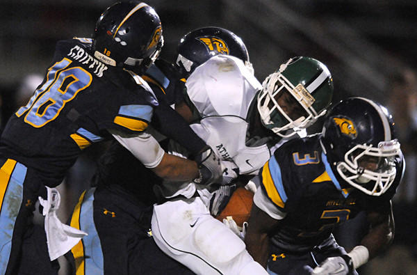 River Hill lost to Atholton last season, but the Hawks won't face the Raiders in the regular season this year.