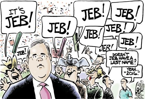 Jeb Bush in 2016