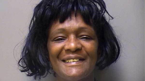 Booking photo of Charmane Boone