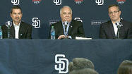 SAN DIEGO -- The sale of the Padres to heirs of the late Dodgers owner Walter O'Malley, San Diego businessman Ron Fowler and other limited partners is now complete, the team announced Wednesday.