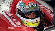 Wilson overcomes dyslexia to become IndyCar driver