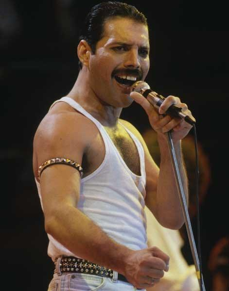 "Freddie Mercury and Jackson performed together on ""There Must Be More To Life Than This"" from the ""Queen"" frontman's ""Mr. Bad Guy"" release in 1985."