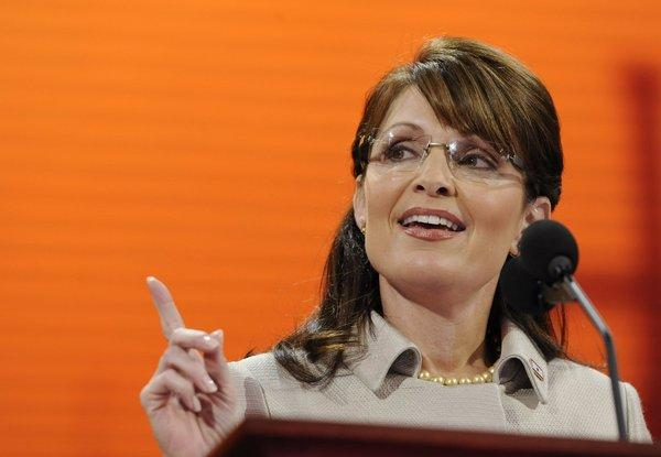 Sarah Palin, the GOP vice presidential candidate in 2008, was not asked to speak at this year's Republican convention.