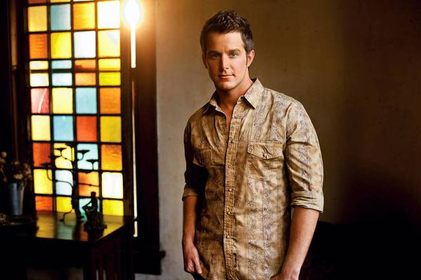 Country singer Easton Corbin opens for The Band Perry at the Allentown Fair on Aug. 31.