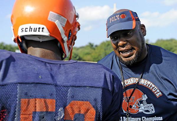 Poly coach Larry Webster, who played in the NFL, has mixed feelings about the limits on full-contact practices.