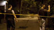 A Chicago police officer and a 15-year-old boy were wounded in an exchange of gunfire in the Morgan Park neighborhood on the Far South Side, authorities said.