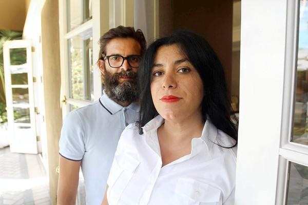 "Writer Marjane Satrapi and director Vincent Parronnaud collaborated on ""Chicken With Plums."""