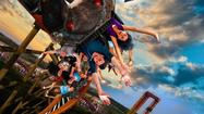 Six Flags unveiled its 2013 lineup of new roller coasters, thrill rides, water slides and live shows at the amusement park chain's 13 locations.