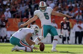 Dan Carpenter was the MVP of the Dolphins preseason