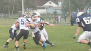 Petoskey's defense was rock solid last week in pitching a shutout in the season opener against Sault Ste. Marie.