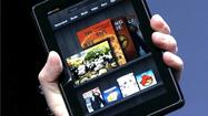 The Kindle Fire, Amazon's best-selling tablet and major competitor against Apple's iPad, is sold out, the company reported today.