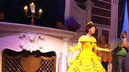 Disney Fantasyland pictures: Beauty and the Beast