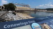 Study finds Conowingo Dam losing ability to prevent bay pollution