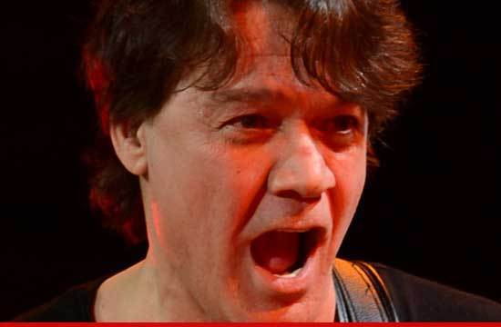Eddie Van Halen Recovering After Emergency Surgery