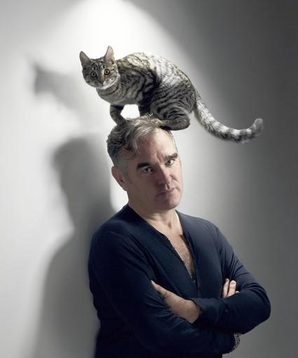 The Palace Theater in Waterbury welcomes Morrissey Saturday, Oct. 6. More information and upcoming fall rock concerts here.