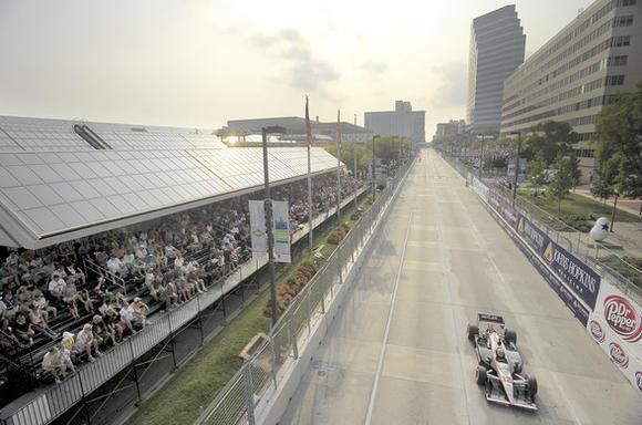 Grand Prix of Baltimore winner