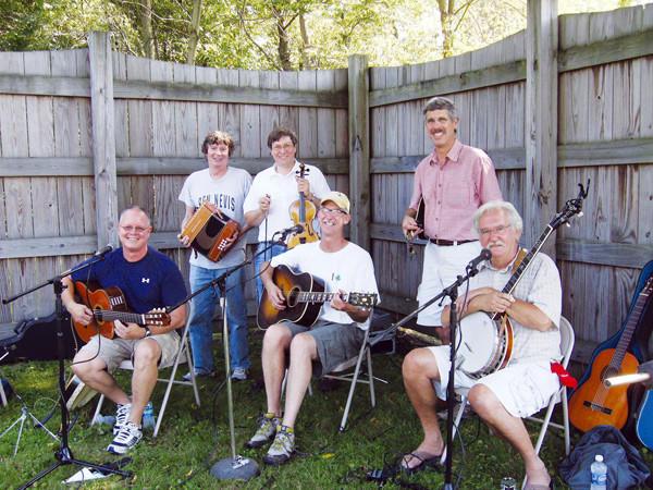 Johnstown-based Aran Band
