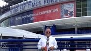 Longtime Laguna Beach resident Frank Ricchiazzi has been selected as an alternate delegate to the Republican National Convention in Tampa, Fla.