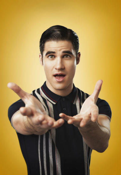 'Glee' Season 4 pictures: Darren Criss