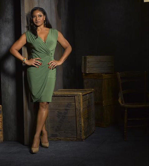 'Castle' Season 5 cast photos: Tamala Jones as Medical Examiner Lanie Parish