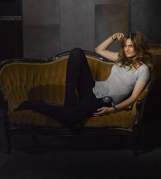 'Castle' Season 5 cast photos: Stana Katic as NYPD Detective Kate Beckett
