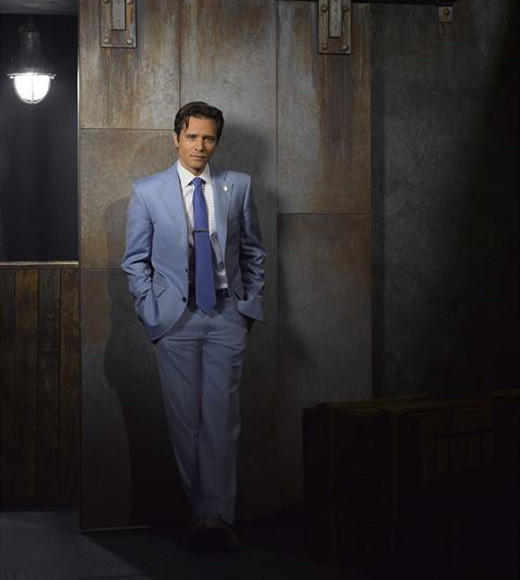 'Castle' Season 5 cast photos: Seamus Dever as NYPD Detective Kevin Ryan