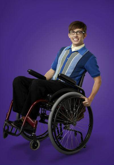 'Glee' Season 4 pictures: Kevin McHale