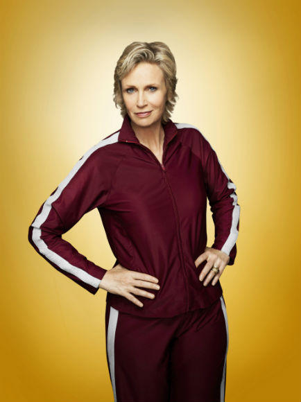'Glee' Season 4 pictures: Jane Lynch