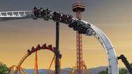 Photos: Full Throttle coaster at Six Flags Magic Mountain