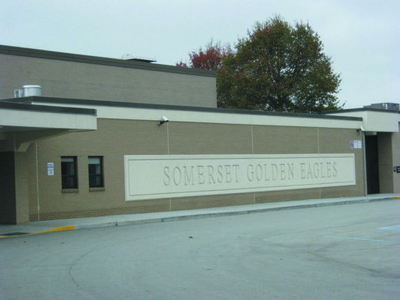 Somerset high school