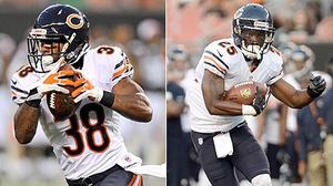 Allen and Booker make it tough on Bears