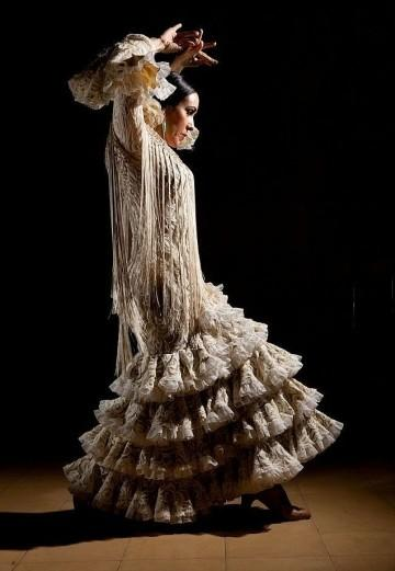 Clarita Filgueiras, founder of the Flamenco Puro Dance Company.